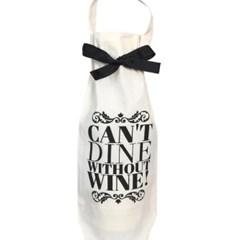 [백올] WINE BAG - CANT DINE W/O WINE