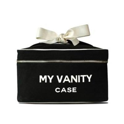 [백올] BEAUTY BOX LARGE_BK