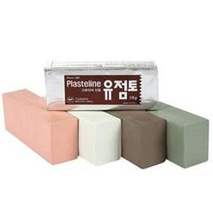 [그로리아]유점토 1kg 백색_(12650790)