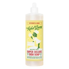 [레벨그린] 슈퍼디럭스 주방세제 페퍼민트 & 레몬오일 (1종세척제)