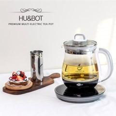 휴앤봇 유리티포트 티메이커 1.7L HB-8090D 전기포트