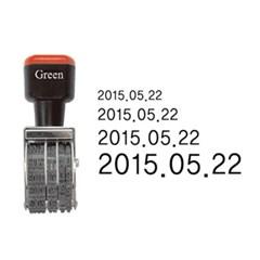 [그린] 구문일부인 특대(12mm)_(12647658)