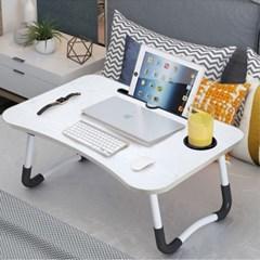 트리빔하우스 테블릿 PC 미니 테이블 베드트레이