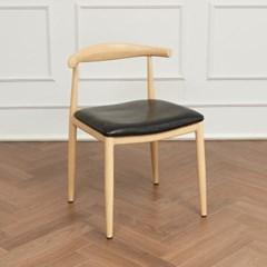 허니크 네추럴 식탁 의자 2개세트