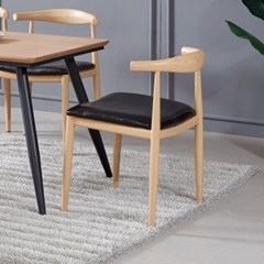 허니크 네추럴 식탁 의자