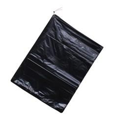 검정 평판 비닐봉투 50매/50리터 야채봉투 쓰레기봉투