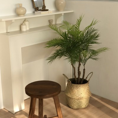 아레카야자 조화 식물 2type