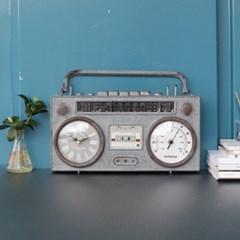 빈티지 라디오 시계 (3B207)-2color_(2991978)