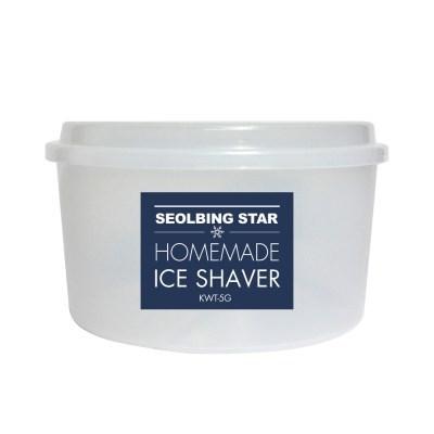 에바 설빙스타용 얼음용기 350ML 빙수용 제빙컵 KWT-5G_(701778404)