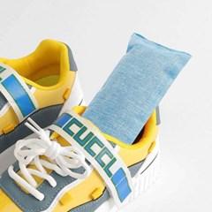 웰빙 신발용 대나무 숯주머니(블루)