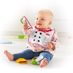 [피셔프라이스] 우리아기 요리사 놀이 선물세트_(1222864)