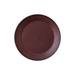소소모소 단 원형접시 중 - 레드_(407544)