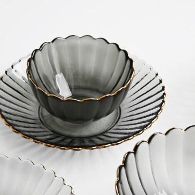 골드라인 미스그레이 볼접시 요거트볼 12cm_(1641044)