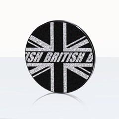 BLING SILVER - BRITSH 무선충전패드_(1337489)