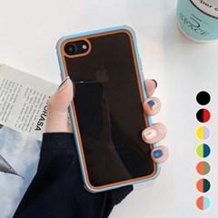 아이폰7플러스 투톤 컬러 클리어 하드 케이스 P539_(3009823)