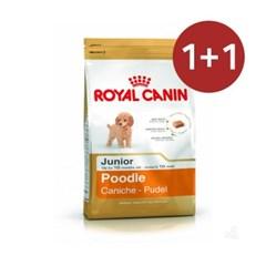 로얄캐닌 강아지사료 푸들 주니어1.5kg x2개_(1195163)
