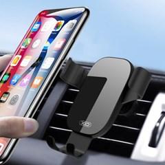 C37 메탈그래비티 차량용 송풍구 거치대 스마트폰 거치대