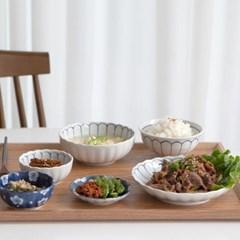 니코트 데이지 혼밥식기세트