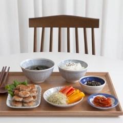 니코트 아오이 혼밥식기세트