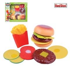 [레드박스]햄버거 놀이세트 (612R22842-1)