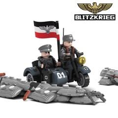 코비 COBI 독일 장교 사이드카 5003_1_(1704109)