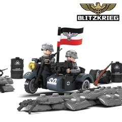 코비 COBI 독일 병사 사이드카 5003_2_(1704108)