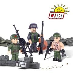 코비 COBI 국가별 병사 피규어 3P 2025_(1704097)