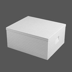 솔루션 접이식 리빙박스(50x43cm)/ 폴딩박스