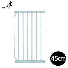 베이비앤독 반자동 안전문 확장패널 45cm