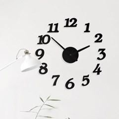[반짝조명] 무소음 DIY 인테리어 벽시계
