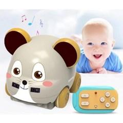 맥킨더 귀여운 트래커 마우스 (장애물 피하기 센서)_(294685)