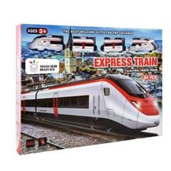 맥킨더 익스프레스 트레인 기차세트 24pcs_(294686)
