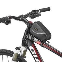 아이베라 원터치 탈부착 방식 생활방수 자전거 탑튜브 가방