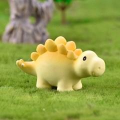 피규어 공룡 (노란색)_(1141018)