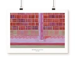 [아트숨비x카페쇼] 이다연 분홍이온통에 아트포스터