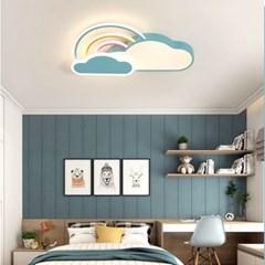 boaz 레인보우 방등(LED) 키즈 카페 인테리어 조명
