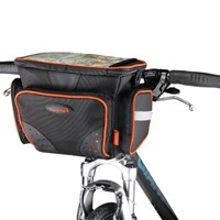 아이베라 7리터 원터치탈부착 방식 자전거 핸들바 가방 대만산