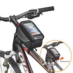 아이베라 자전거 스마트폰 거치 가방 원터치 탈부착 방식 대만산