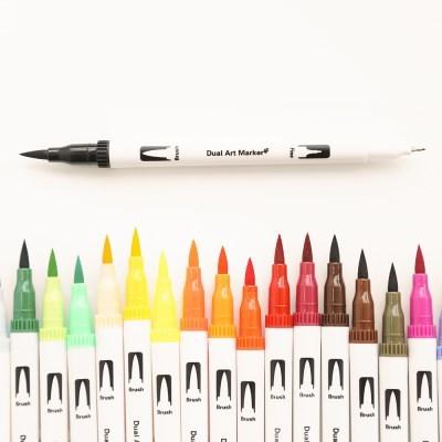 트윈 싸인펜 24색