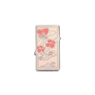 [소요] 동백꽃 뱃지