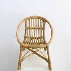 dindo(딘도) 라탄 키즈체어 유아 어린이 아동 촬영 의자