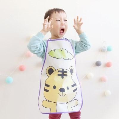 유아 앞치마만들기