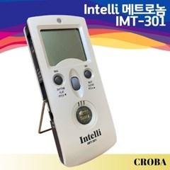 인텔리 IMT-301 메트로놈 튜너 박자기 온도계 습도계