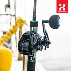 카즈미 하이퍼 200 베이트릴 K20T3W04 / 선상릴 바다민물 겸용
