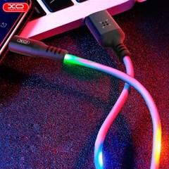 XO NB108 사운드 센서 LED 케이블 8핀 5핀 C타입케이블
