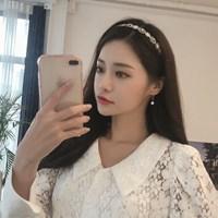 [수앤수] 아리아나 핸드메이드 헤어밴드 (18H650)