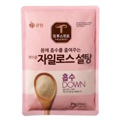 큐원 트루스위트 브라운 자일로스 설탕 2kg_(1848522)