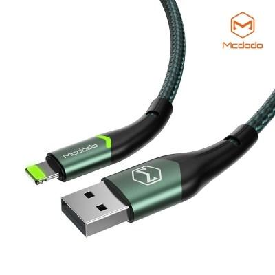 Mcdodo 인디케이터 아이폰 충전 데이터전송 케이블