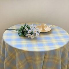 피크닉 체크 테이블보 식탁보 2size