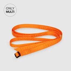 와이드 스트랩 / 오렌지 (Only multi)